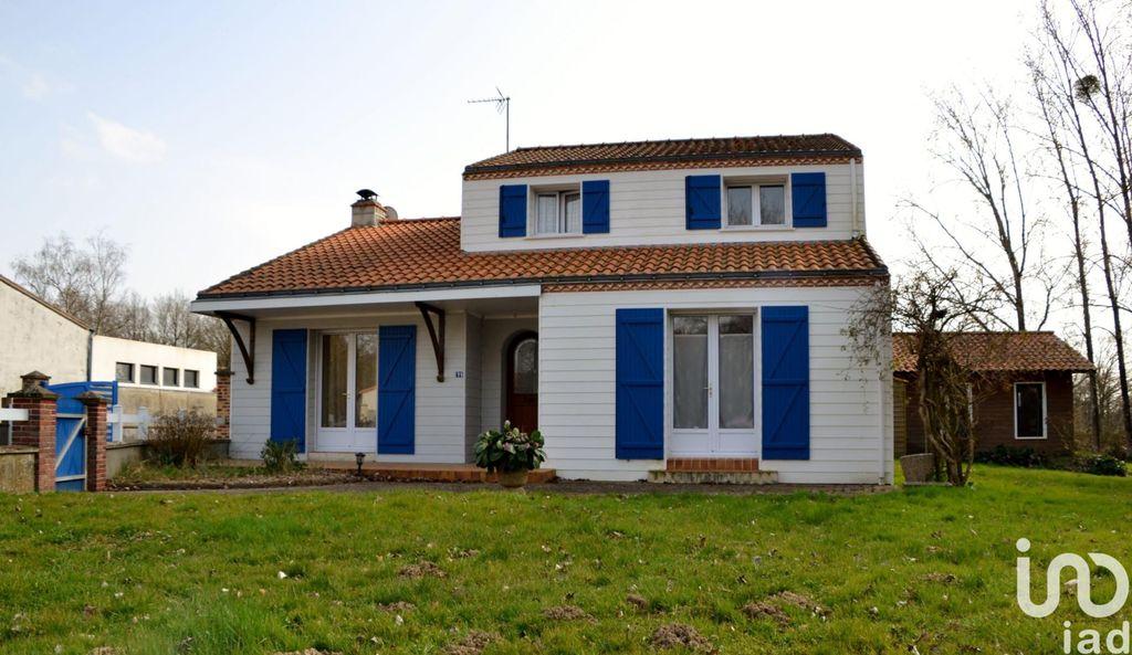Achat maison 3chambres 140m² - Chaumes-en-Retz