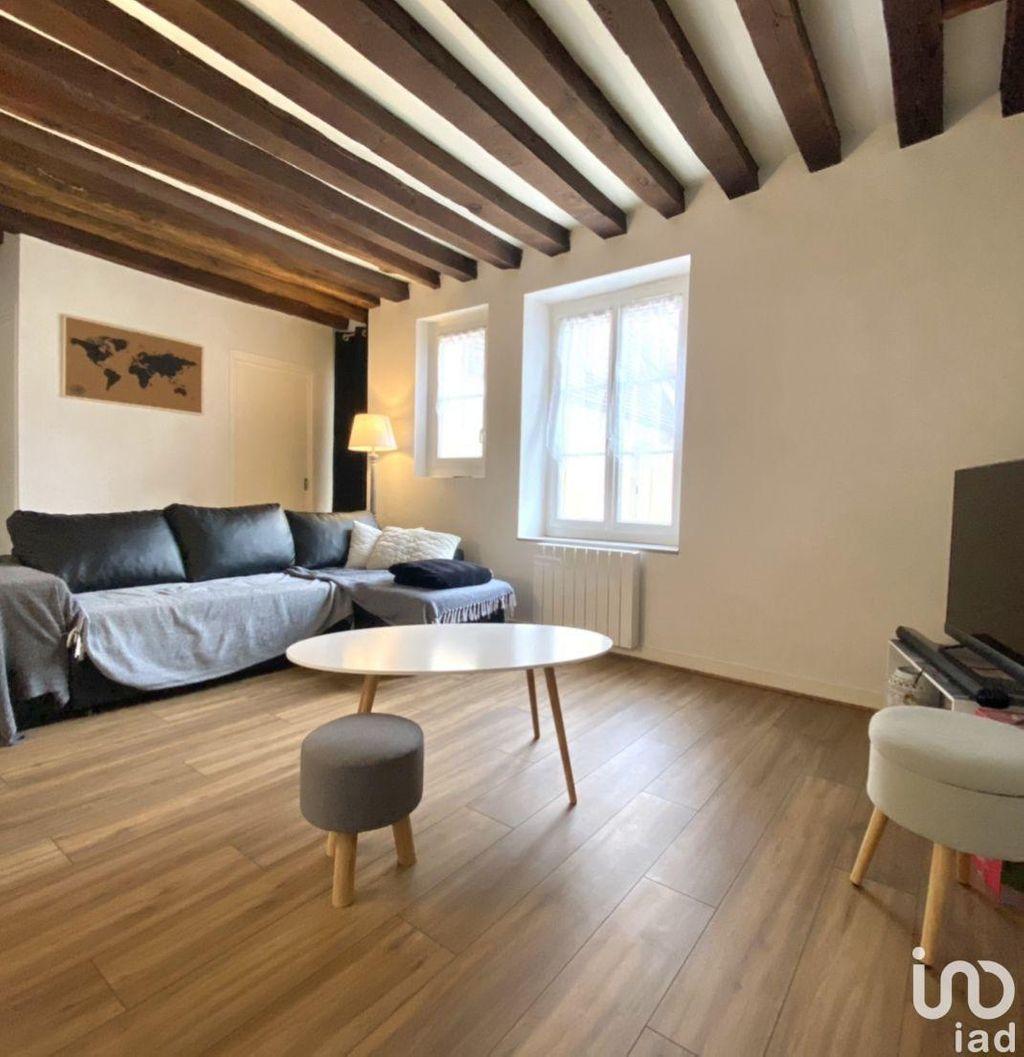 Achat appartement 3pièces 58m² - Auxerre