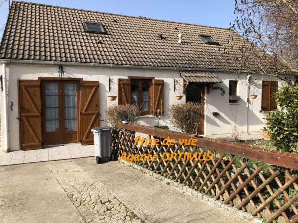 Achat maison 3chambres 145m² - Villeneuve-la-Guyard
