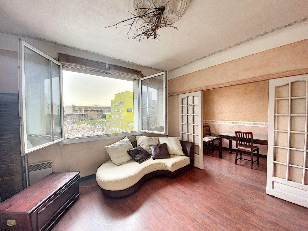 Achat appartement 3pièces 73m² - Marseille 5ème arrondissement