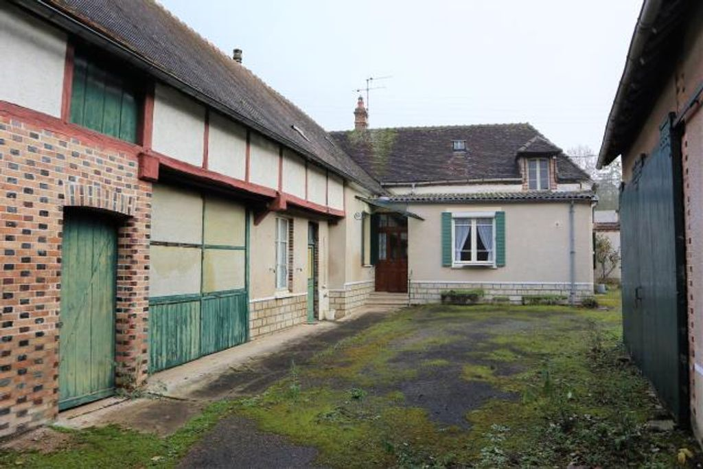 Achat maison 3chambres 90m² - Pont-sur-Yonne