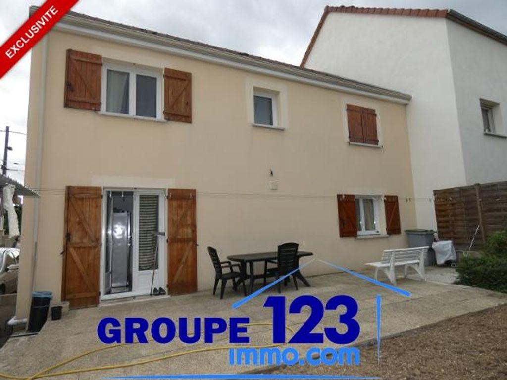 Achat maison 4chambres 143m² - Auxerre