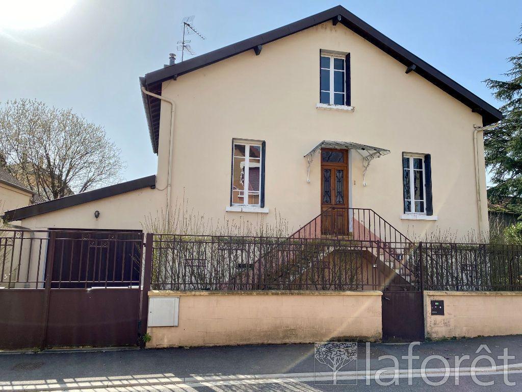 Achat maison 4chambres 129m² - Bourg-en-Bresse