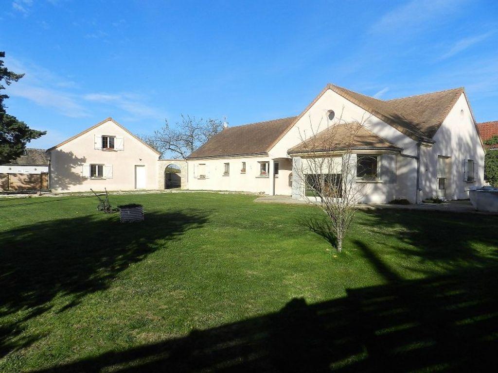 Achat maison 3chambres 200m² - Saint-Valérien