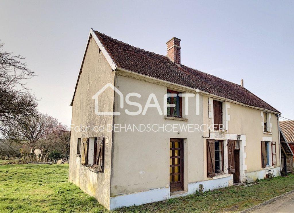 Achat maison 1chambre 120m² - Bouhy