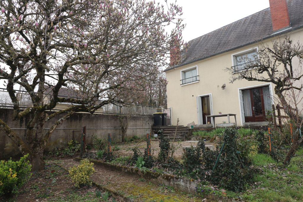 Achat maison 4chambres 104m² - Challuy