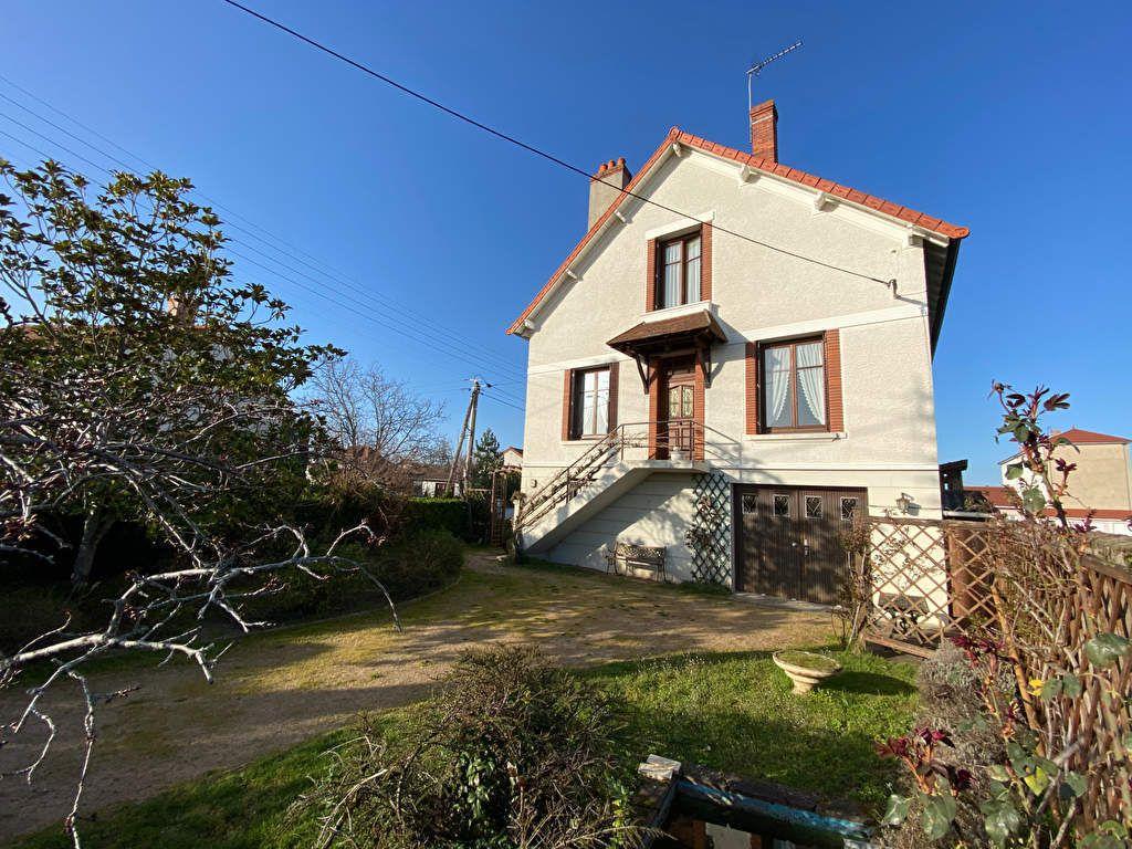 Achat maison 4chambres 134m² - Montluçon