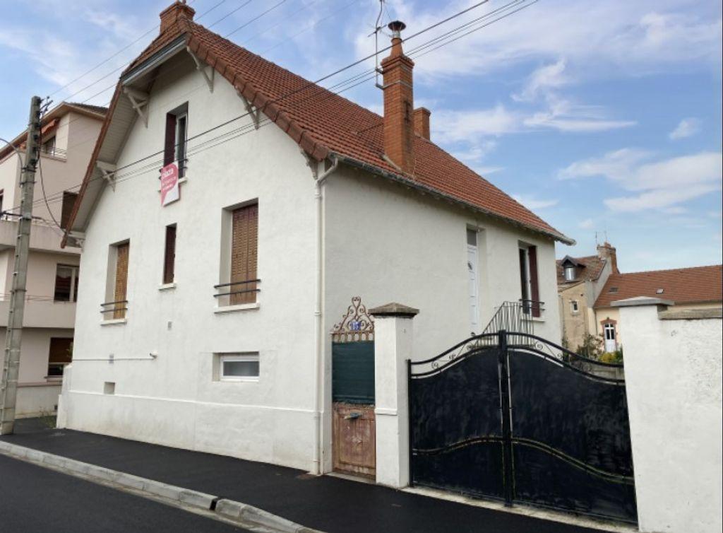 Achat maison 4chambres 130m² - Montluçon