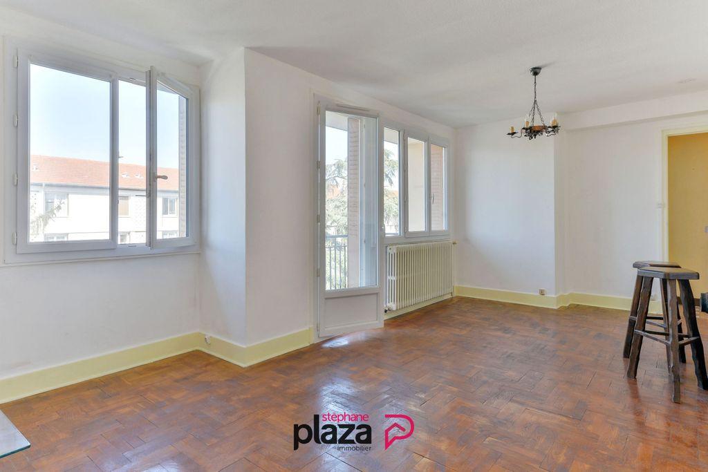 Achat appartement 4pièces 69m² - Lyon 8ème arrondissement