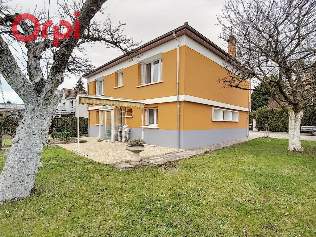 Achat maison 3chambres 105m² - Bellerive-sur-Allier