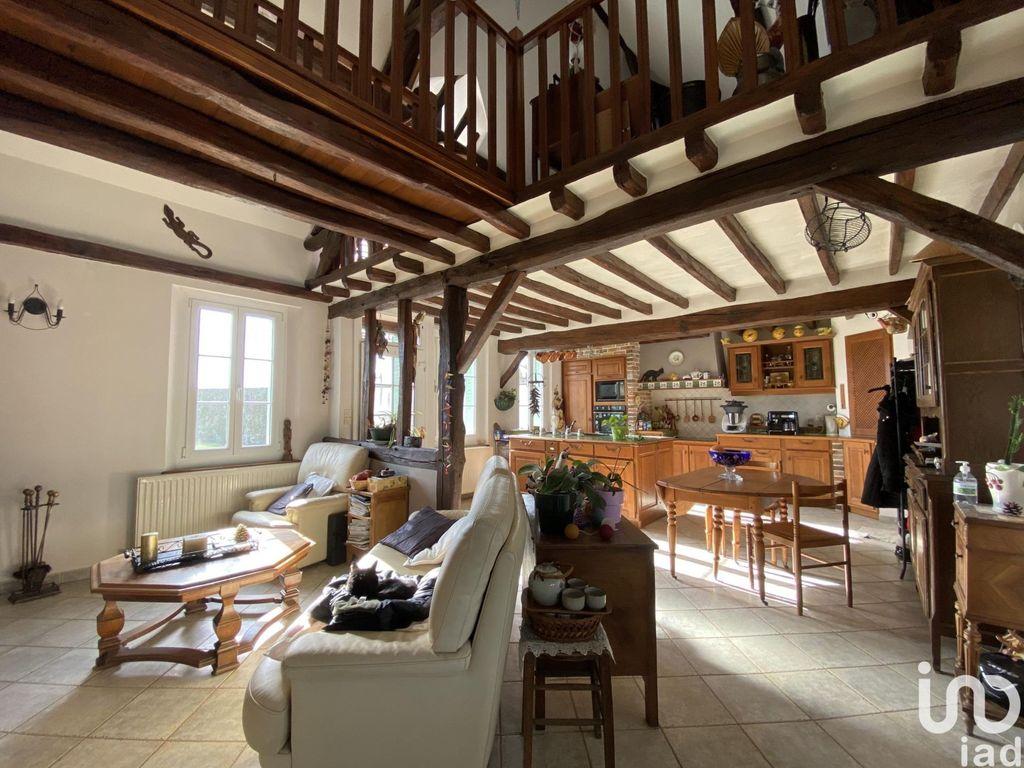 Achat maison 3chambres 112m² - Égriselles-le-Bocage