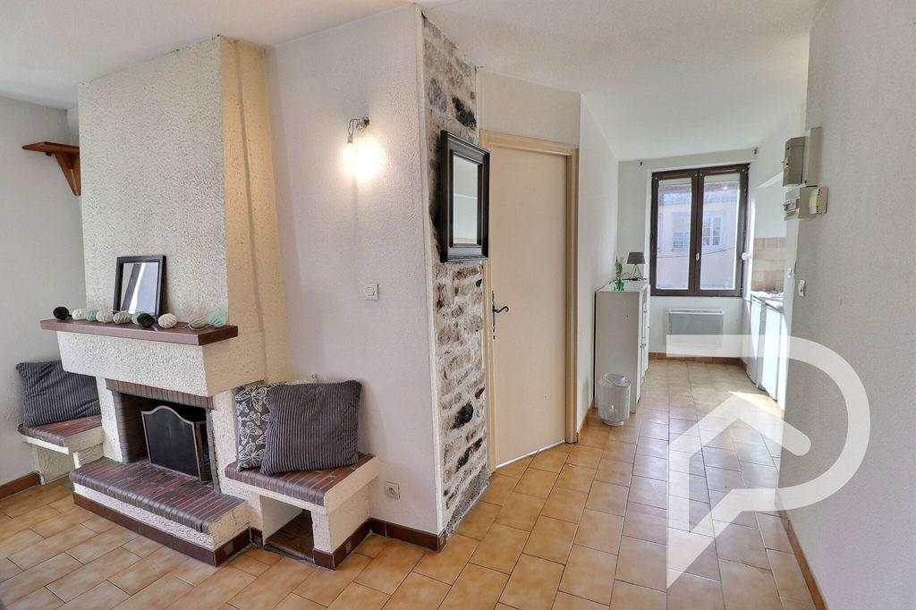Achat appartement 2pièces 31m² - Besançon
