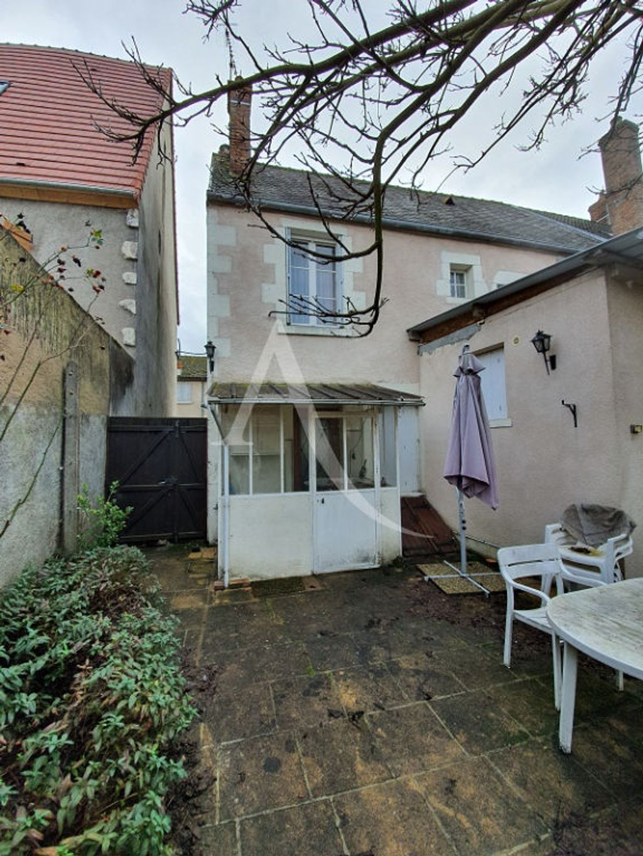 Achat maison 5chambres 100m² - Neuvy-sur-Loire