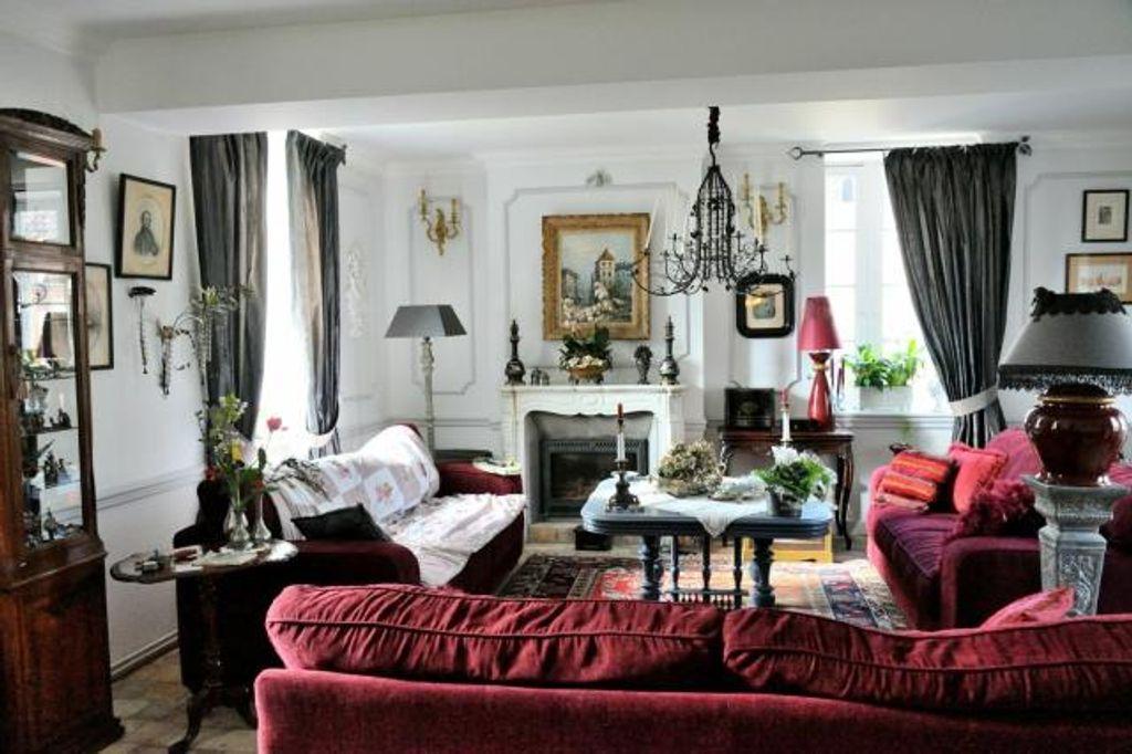 Achat maison 6 chambre(s) - Créchy