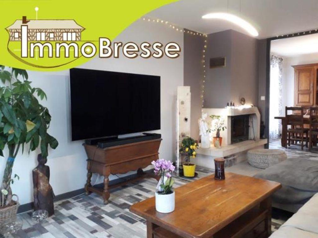 Achat appartement 5pièces 113m² - Pont-de-Veyle