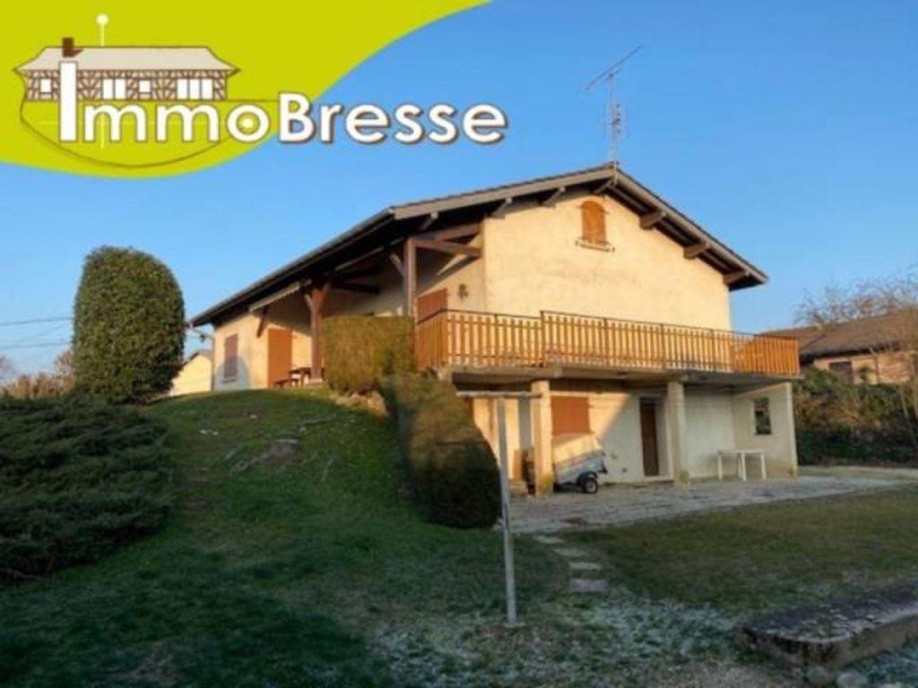 Achat maison 4chambres 135m² - Bourg-en-Bresse