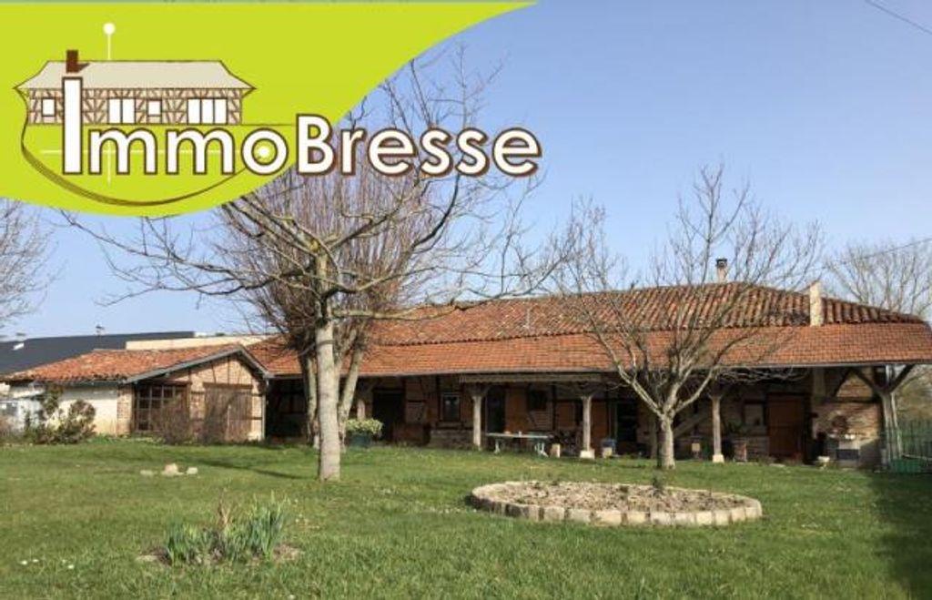 Achat maison 5chambres 203m² - Montrevel-en-Bresse