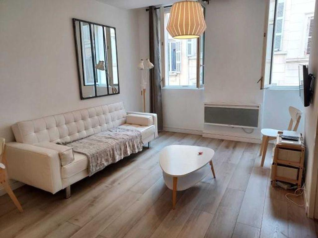 Achat appartement 2pièces 30m² - Marseille 6ème arrondissement