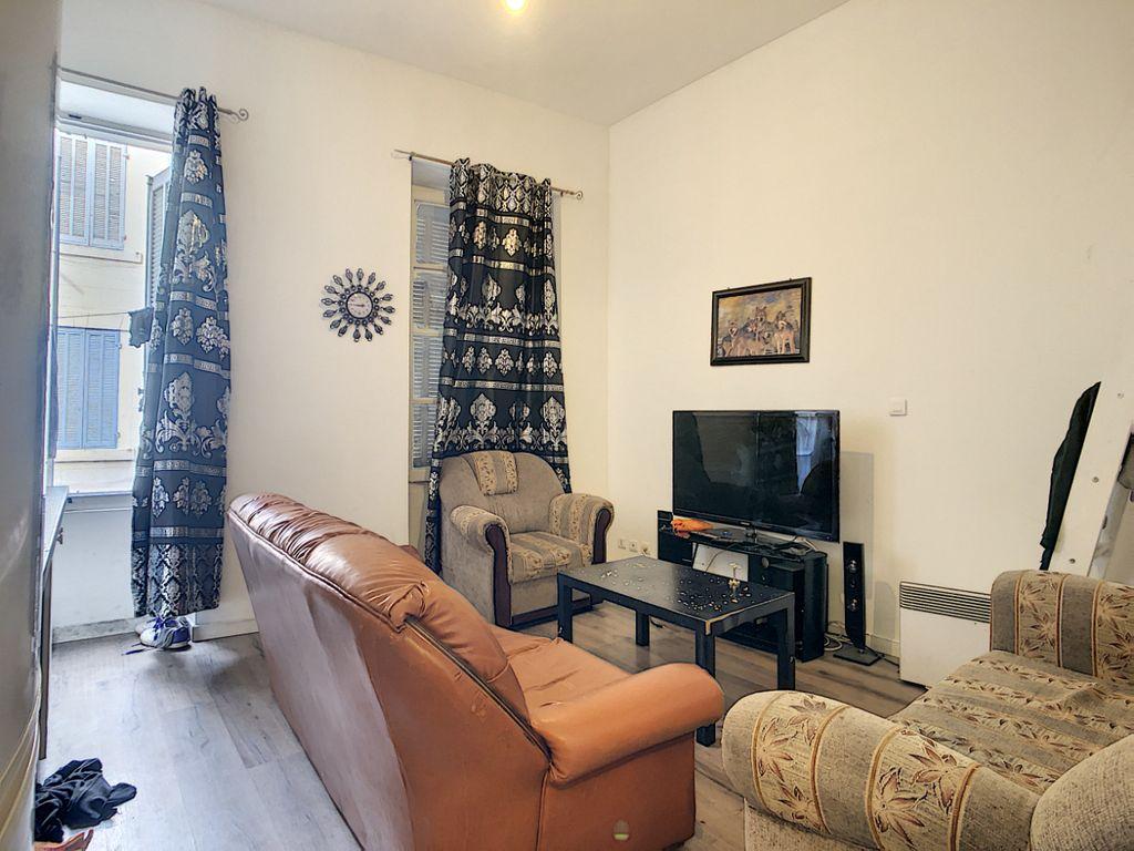 Achat appartement 3pièces 33m² - Marseille 3ème arrondissement