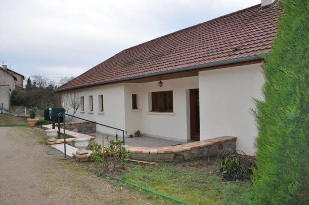 Achat maison 4chambres 142m² - Lapalisse