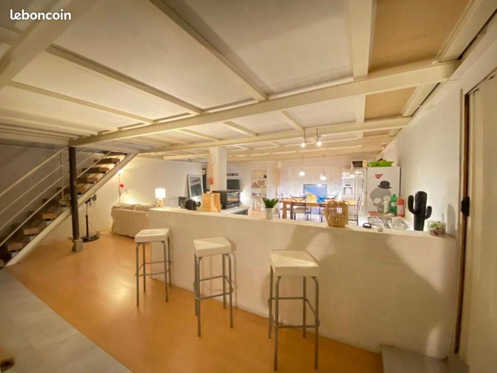 Achat duplex 4pièces 135m² - Marseille 2ème arrondissement