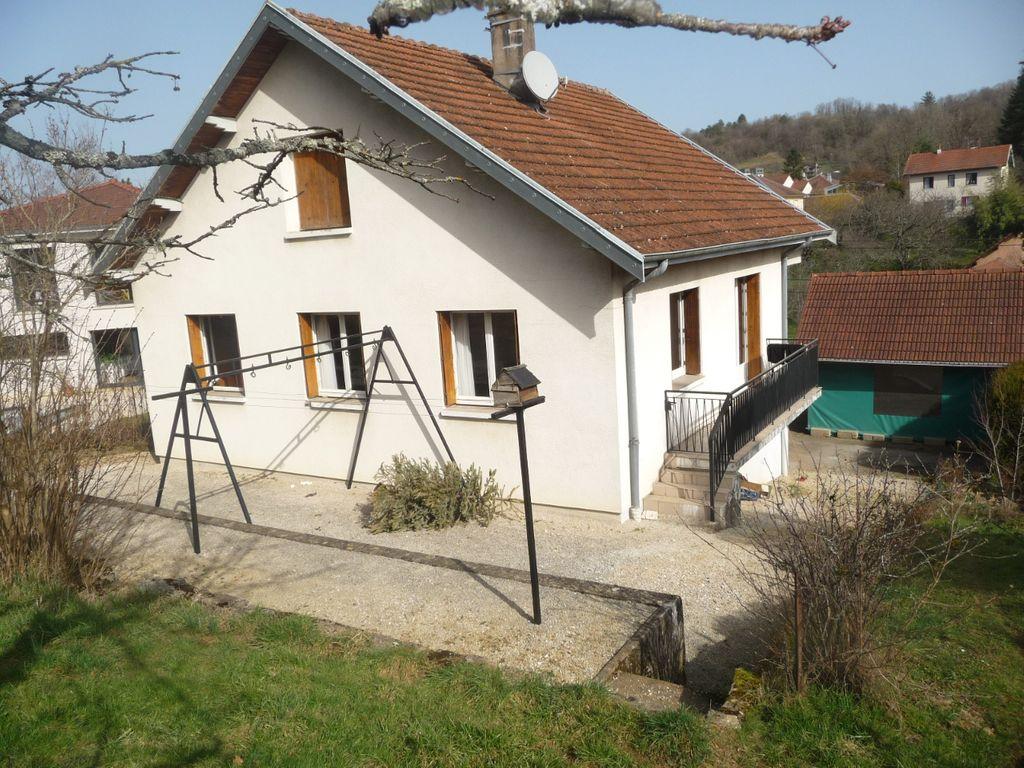 Achat maison 3chambres 115m² - Besançon