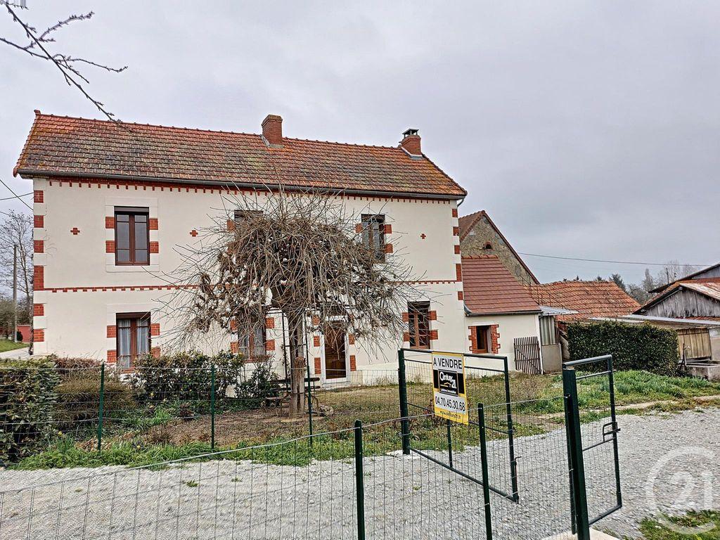Achat maison 3 chambre(s) - Chareil-Cintrat