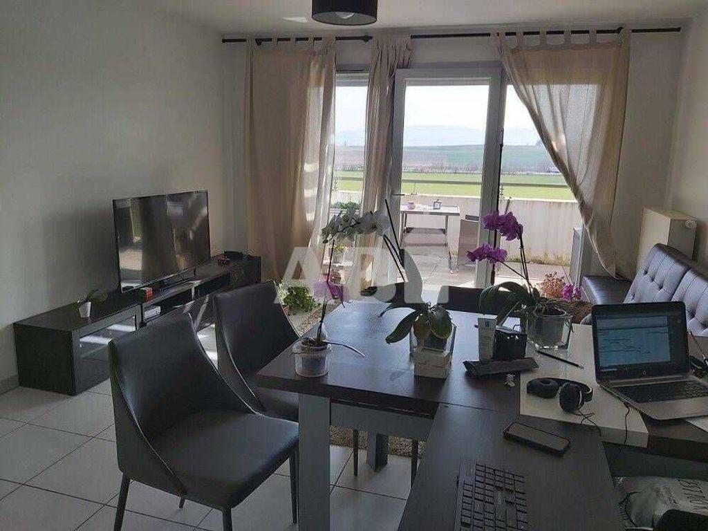 Achat appartement 2pièces 47m² - Saint-Genis-Pouilly
