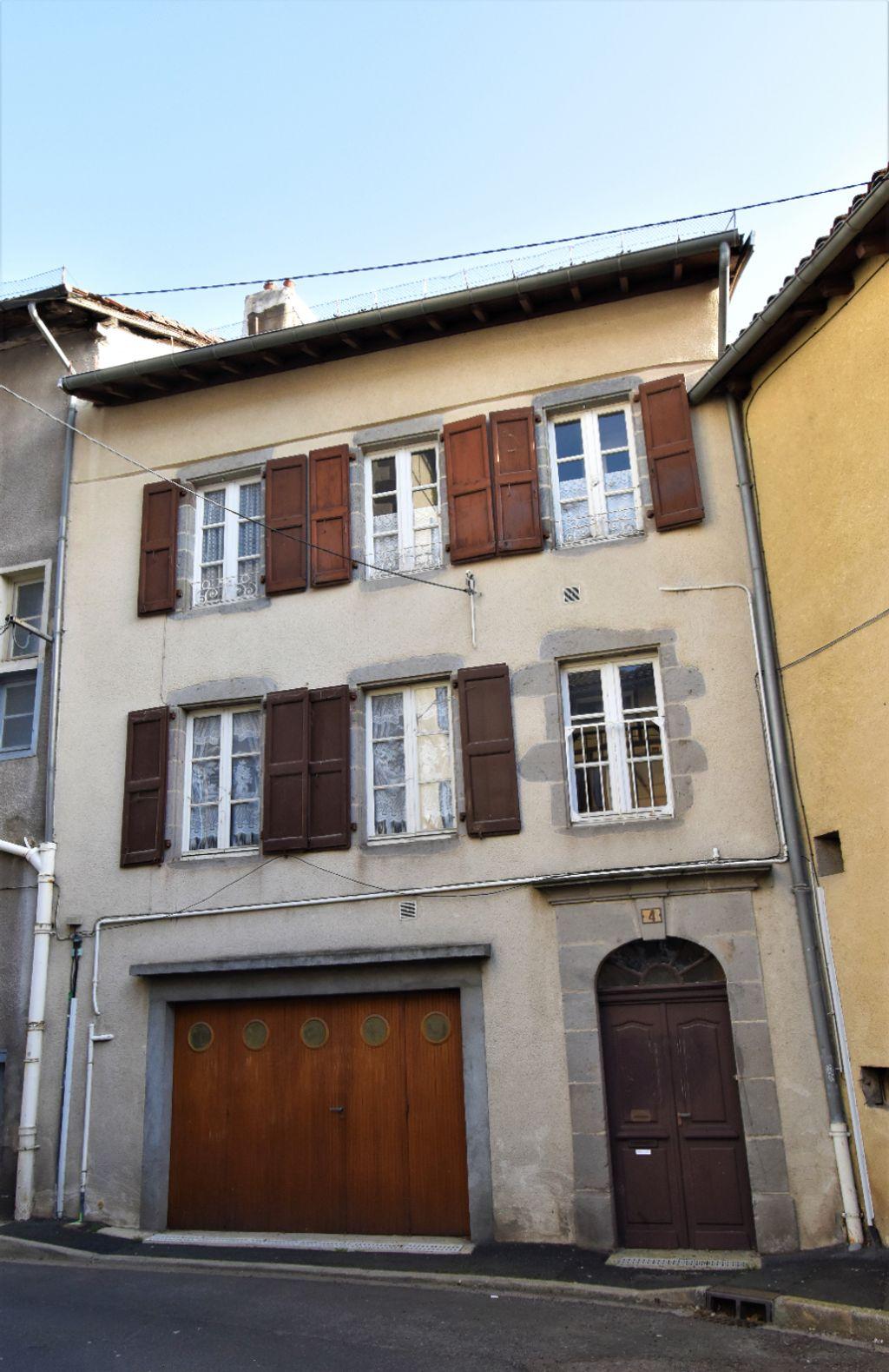 Achat maison 5chambres 120m² - Aurillac