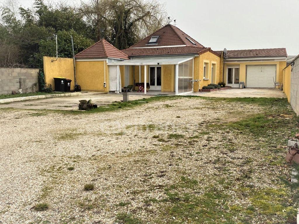 Achat maison 3chambres 115m² - Champs-sur-Yonne