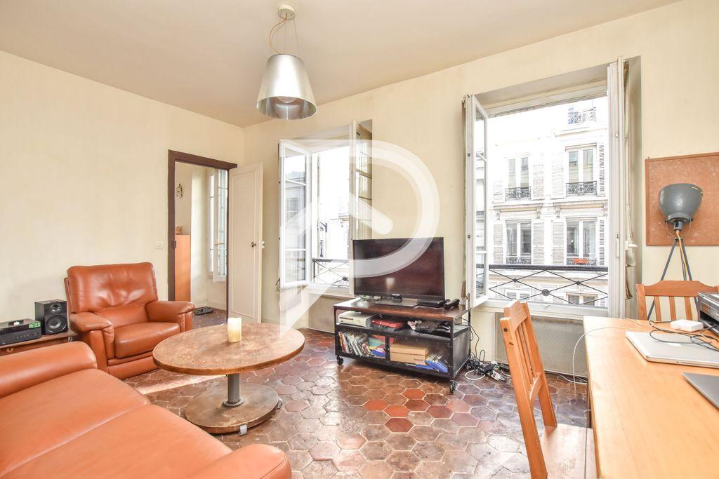 Achat appartement 2pièces 40m² - Paris 9ème arrondissement