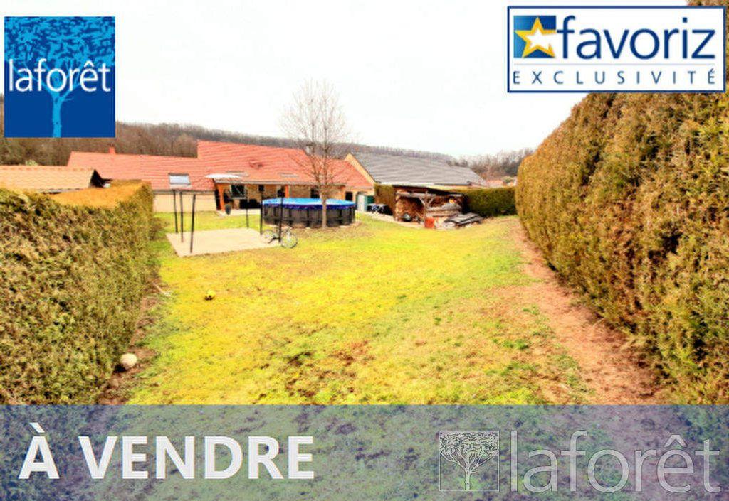 Achat maison 4chambres 93m² - Hérimoncourt