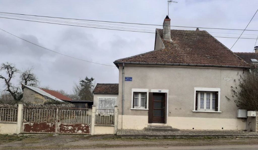 Achat maison 1chambre 60m² - Vandenesse
