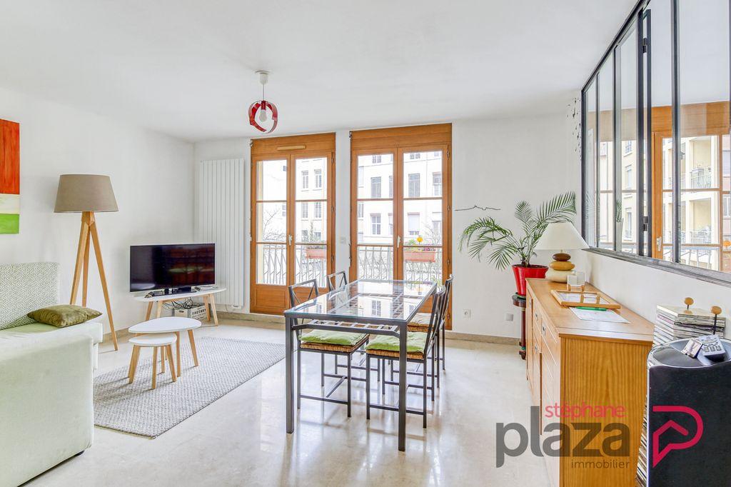 Achat appartement 2pièces 54m² - Lyon 1er arrondissement