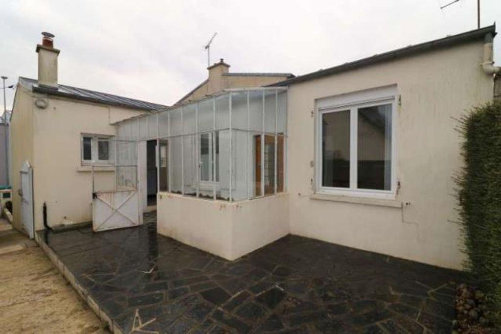 Achat maison 2chambres 60m² - Brest