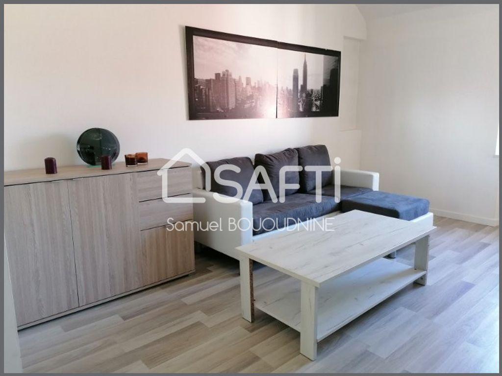 Achat duplex 2pièces 44m² - Audincourt
