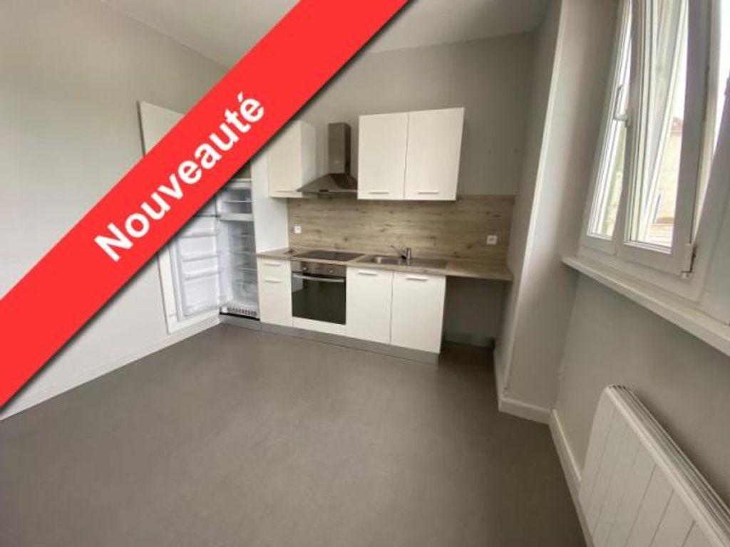 Achat appartement 2pièces 53m² - Besançon