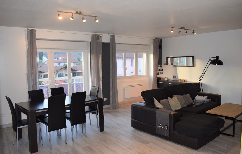 Achat appartement 4pièces 105m² - Corveissiat