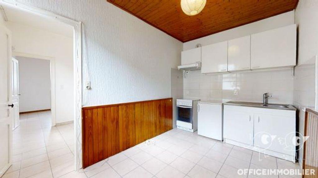 Achat appartement 2pièces 37m² - Besançon