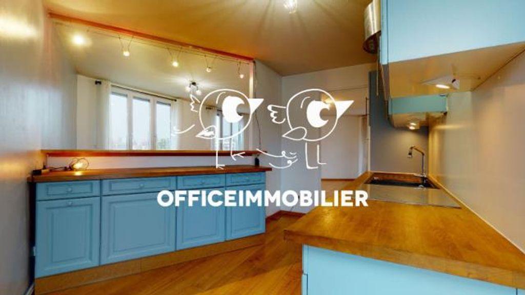 Achat appartement 4pièces 105m² - Besançon