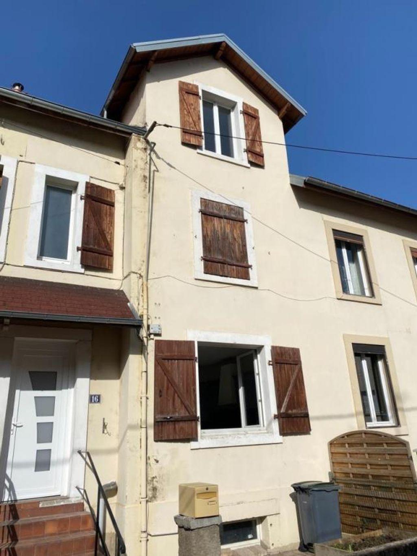 Achat maison 4chambres 95m² - Audincourt