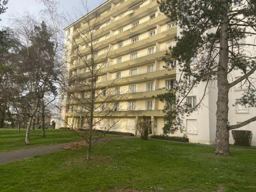 Achat appartement 3pièces 62m² - Nevers