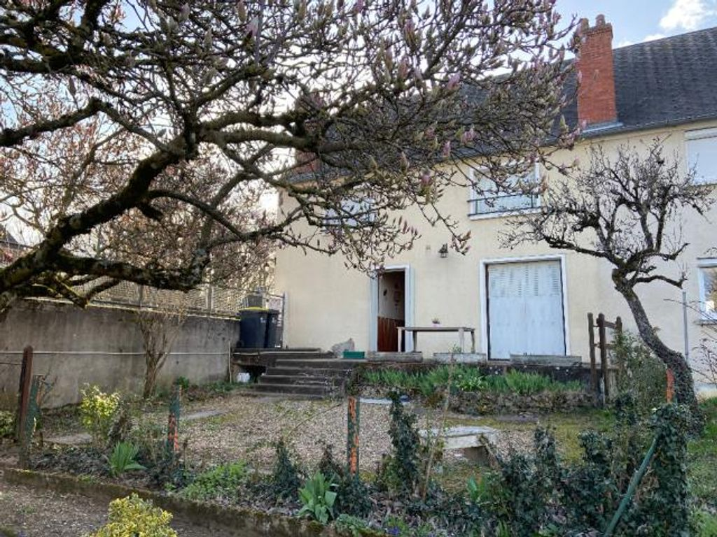 Achat maison 3chambres 94m² - Challuy