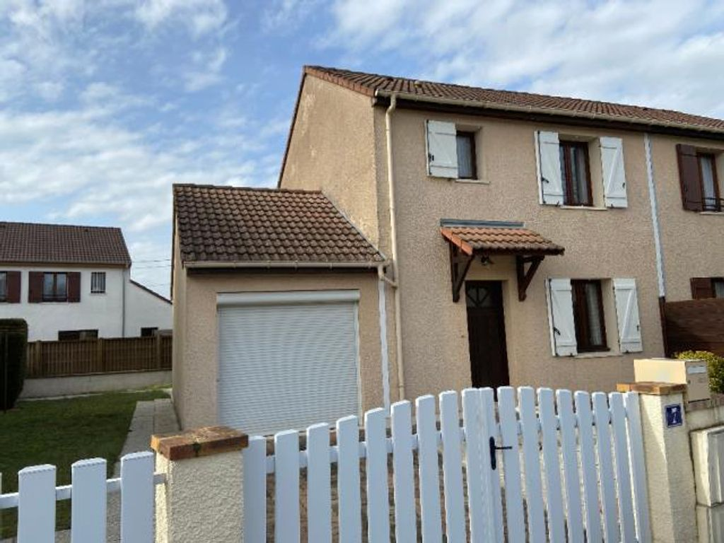 Achat maison 3chambres 92m² - Nevers