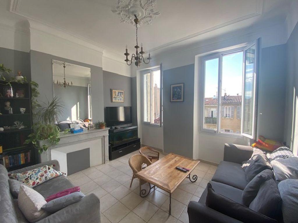 Achat duplex 5pièces 122m² - Marseille 5ème arrondissement