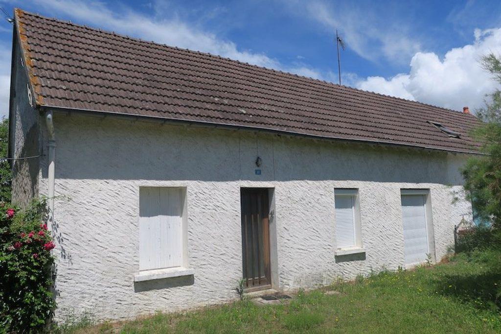 Achat maison 1chambre 56m² - Dornes