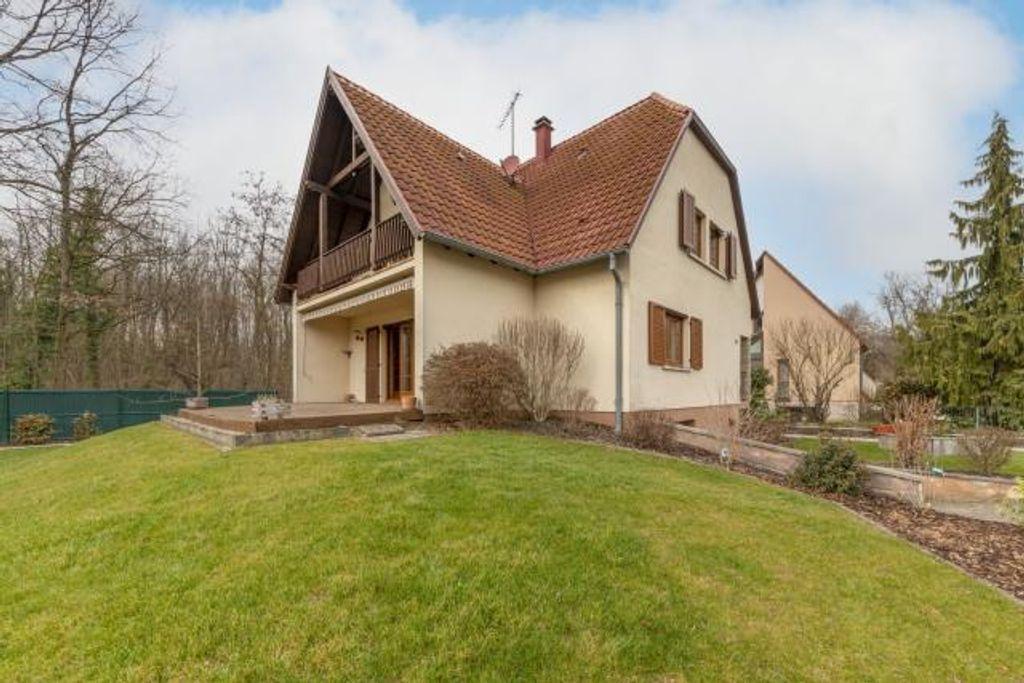 Achat maison 3chambres 125m² - Strasbourg