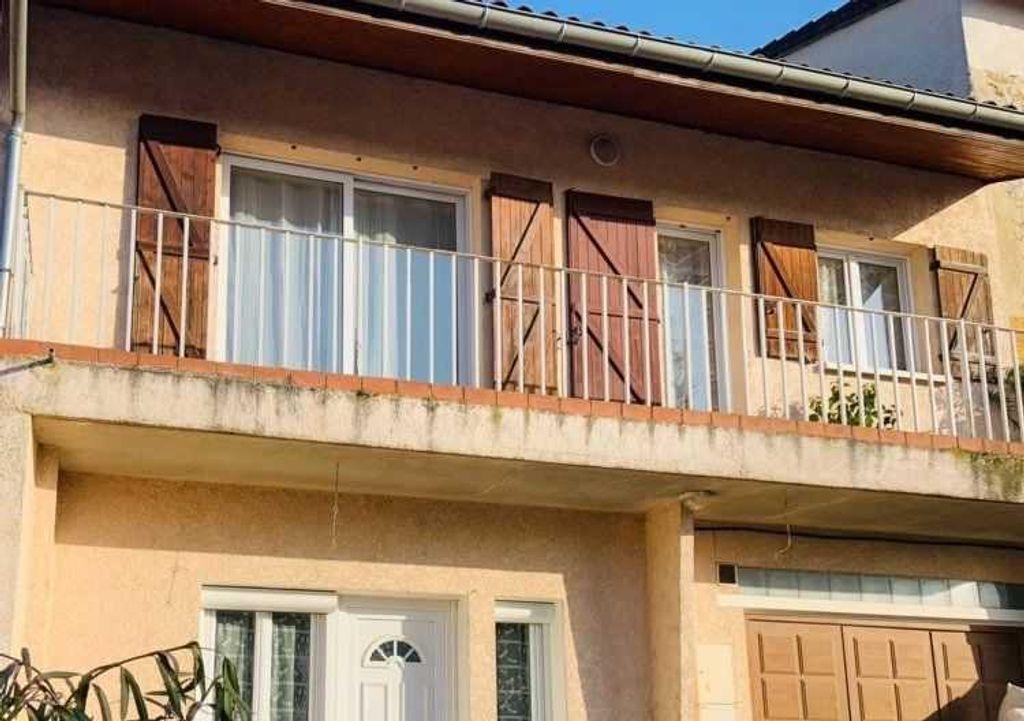 Achat maison 3chambres 130m² - Villereversure