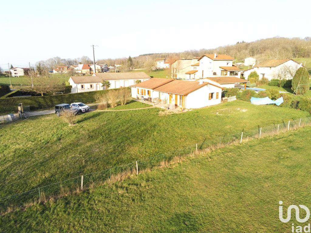 Achat maison 4chambres 113m² - Ambronay