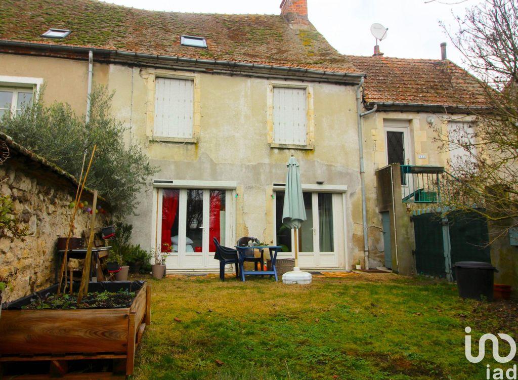 Achat maison 2chambres 86m² - Neuvy-sur-Loire
